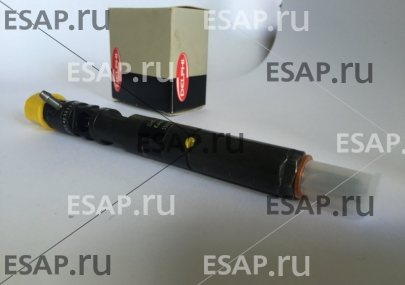 Форсунка  RENAULT CLIO, MEGANE 1,5 DCI EJBR01801Z