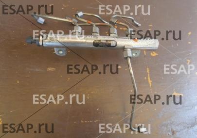 Форсунка Saab 93 1.9 TiD 150KM ТОПЛИВНАЯ РАМПА