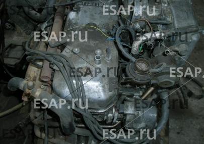 Двигатель ISUZU TROOPER 2,6 4ZE1 92r SKRZYNIA BIEG Бензиновый