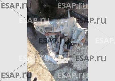 Коробка передач  FIAT GRANDE PUNTO 1,3 CDTI
