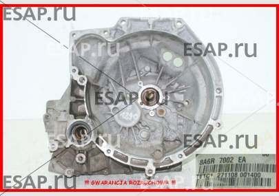 Коробка передач  FORD FIESTA 1.4 TDCI 8A6 год,7002EA