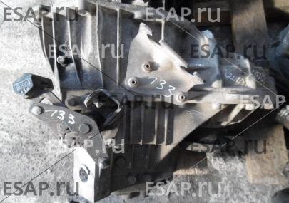 Коробка передач  MERCEDES VITO 2.2 CDI A6382602200
