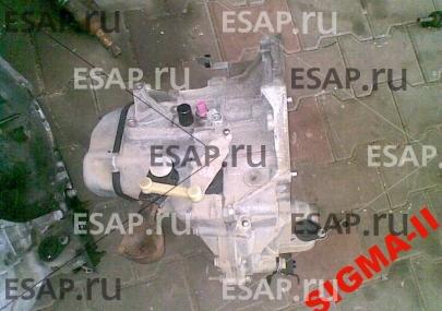 Коробка передач  PEUGEOT 207 1.4 8V 75 KFV KFW TU3A