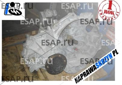 Коробка передач  SKODA OCTAVIA 1,6 FSI 115 KM P-