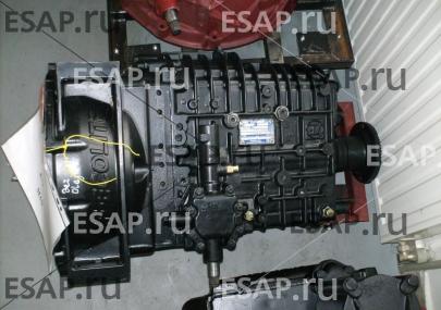 Коробка передач  ZF TGL LF ZF 6s850 EATON RENAULT