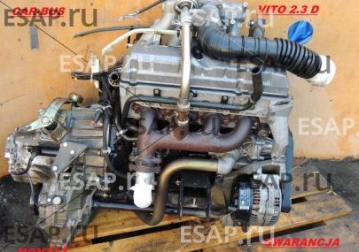 Коробка передач mercedes VITO 2.3 D  gwaracja