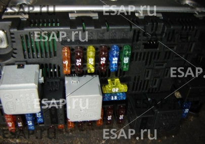 mercedes w211  2,2 cdi lift МОДУЛЬ sam 2115459001