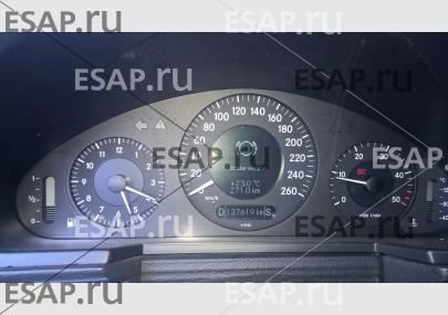 Mercedes W211 2.2cdi A646 0901080 ТУРБИНА