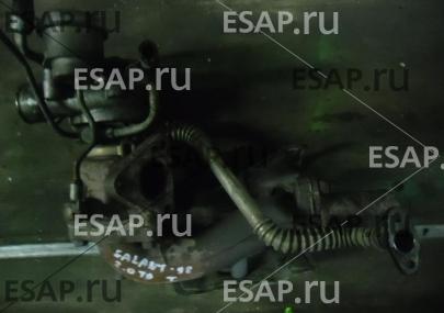 Турбина MITSUBISHI GALANT VI 2.0TD  ТУРБОКОМПРЕССОР