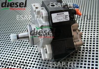 НАСОС Bosch 0445010033 Renault Nissan Opel 2.5DCI