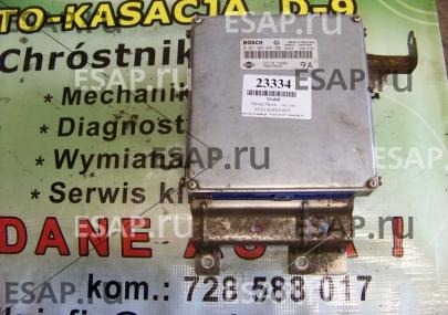 NISSAN MICRA K11 1.0 16V CG10 БЛОК УПРАВЛЕНИЯ МОДУЛЬ