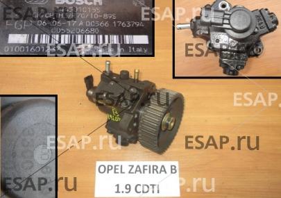 OPEL ZAFIRA B 1.9 CDTI ТНВД
