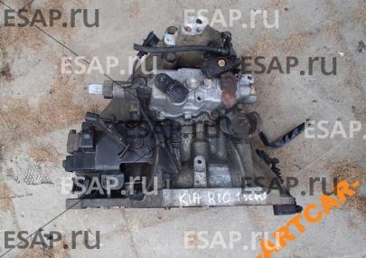 Коробка передач P61763  KIA RIO 1.5 CRDI 06 год,