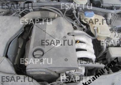 Двигатель PASSAT B5 AUDI A4  1.6 AHL Бензиновый