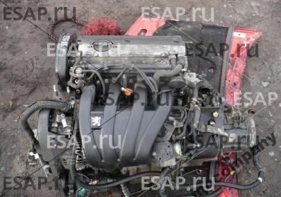 Двигатель peugeot 406 206 307 xsara 2,0  16V  skrzynia Бензиновый
