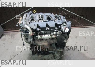 Двигатель PEUGEOT 407 CITROEN C4 C5  2,0HDI 136KM RHR Дизельный