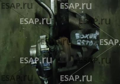 Турбина PEUGEOT BOXER 2.5TD  2000 год ТУРБОКОМПРЕССОР