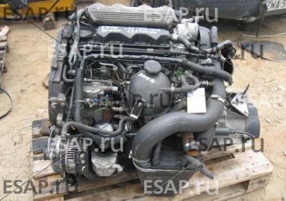 Двигатель Peugeot BOXER 2.5TDI 107KM - ZE SKRZYNI Дизельный