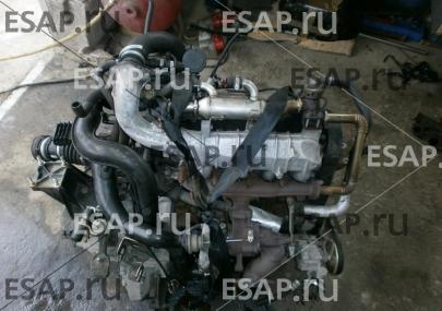 Двигатель PEUGEOT BOXER CITROEN JUMPER 02-06r 2.2 HDI  Дизельный