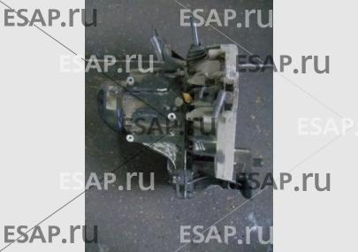 Коробка передач RENAULT CLIO II 1.5 DCI 01-06