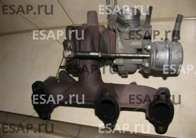 Турбина SKODA FABIA SEAT VW POLO   1.4 TDI BNM