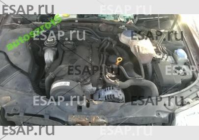 Двигатель SKODA SUPERB и  1.9 TDI 130KM  AWX Дизельный