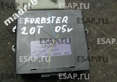 SUBARU FORESTER 05 2.0T БЛОК УПРАВЛЕНИЯ МОДУЛЬ