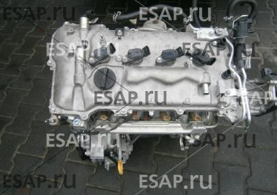 Двигатель TOYOTA AVENSIS 2.0VALVE  комплектный ROK11 T27 Бензиновый
