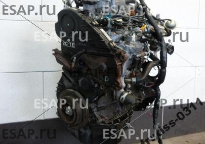 Двигатель TOYOTA AVENSIS и T22 2.0 TD  комплектный 2C-TE Дизельный