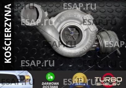 ТУРБИНА Audi A6  2.5 TDI 150-180 KM - 454135