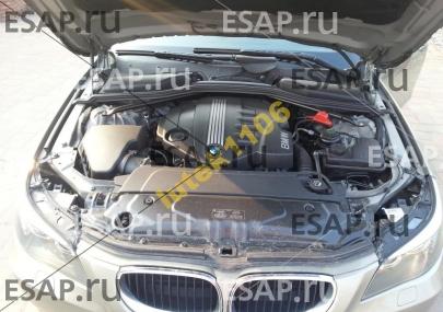 Двигатель турбина  BMW E60 E90 E87 X3 2.0 D 163 л.с. KRAK Дизельный
