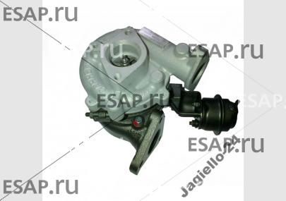 Турбина ТУРБО Nissan Almera 727477-6, 14411AU600  R