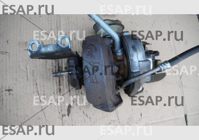 Турбина ТУРБОКОМПРЕССОР  BMW E39 E46 2.5D 3.0D ADNA