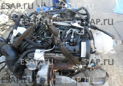 Двигатель VW AUDI SKODA 1.6 TDI  CAY как новый 4400 TY Дизельный