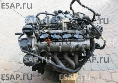 Двигатель VW GOLF V  комплектный 1.6 FSI BLP AUDI Бензиновый