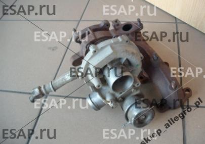 Турбина VW SEAT SKODA 1.4 TDI BNM   045253019G
