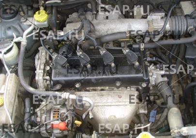 Двигатель X-TRAIL PRIMERA 2.0 16V  QR20 GOY SUPEK Бензиновый