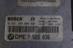 BMW E46 2.0 16V DME7523838