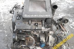 двигатель KIA CARNIVAL 2.9 CRDI 02r J3