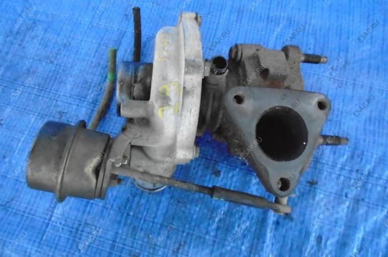 ТУРБИНА 1,4TDI AMF AUDI A2 VW GT15MOD1