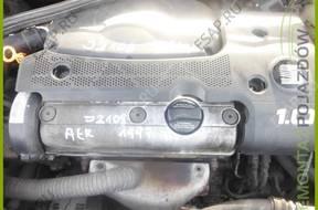 18739 двигатель SEAT AROSA AER  1.0 8V  ODPALONY