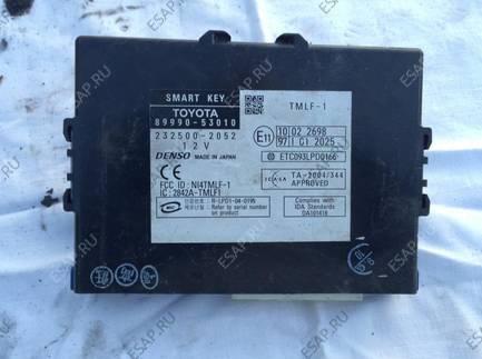 89990-53010 БЛОК УПРАВЛЕНИЯ smart key lexus is250