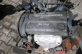 AHC2 DAEWOO LANOS двигатель 1.6 A16DMS