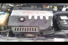 ALFA ROMEO 156 147 двигатель 1.9 JTD 8v 115 л.с. GWARAN