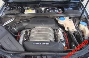 AUDI A4 B7 3.2 FSI блок цилиндров комплектный AUK GOLY 100%
