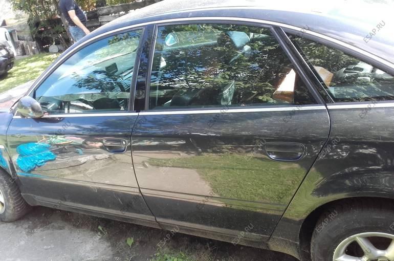 AUDI A6 C5 2.4 v6 quattro drzwi prawe СЕДАН