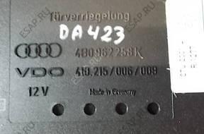 Audi A6 C5 4B0962258K МОДУЛЬ komfortu