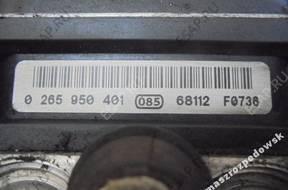 БЛОК АБС   55700424 0265234198 FIAT GRANDE PUNTO