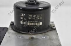 блок АБС 7M3907379J 7M3614111S VW SHARAN / FORD GALAXY 2.0 TDI LIFT