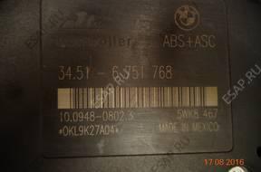 БЛОК АБС    BMW E39 E46 6751768